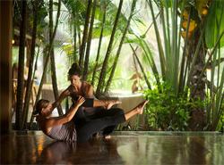 pilates oefeningen